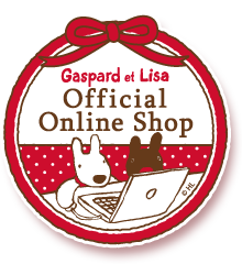 Gaspard et Lisa Official Online Shop